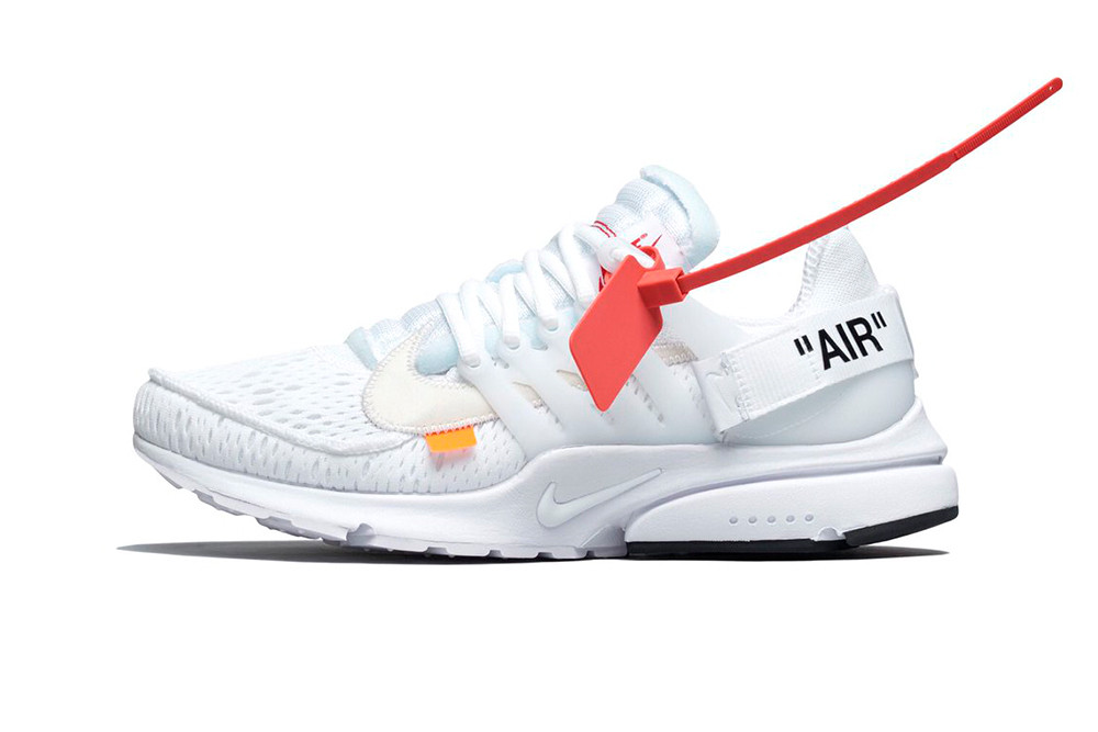 nike air presto off white