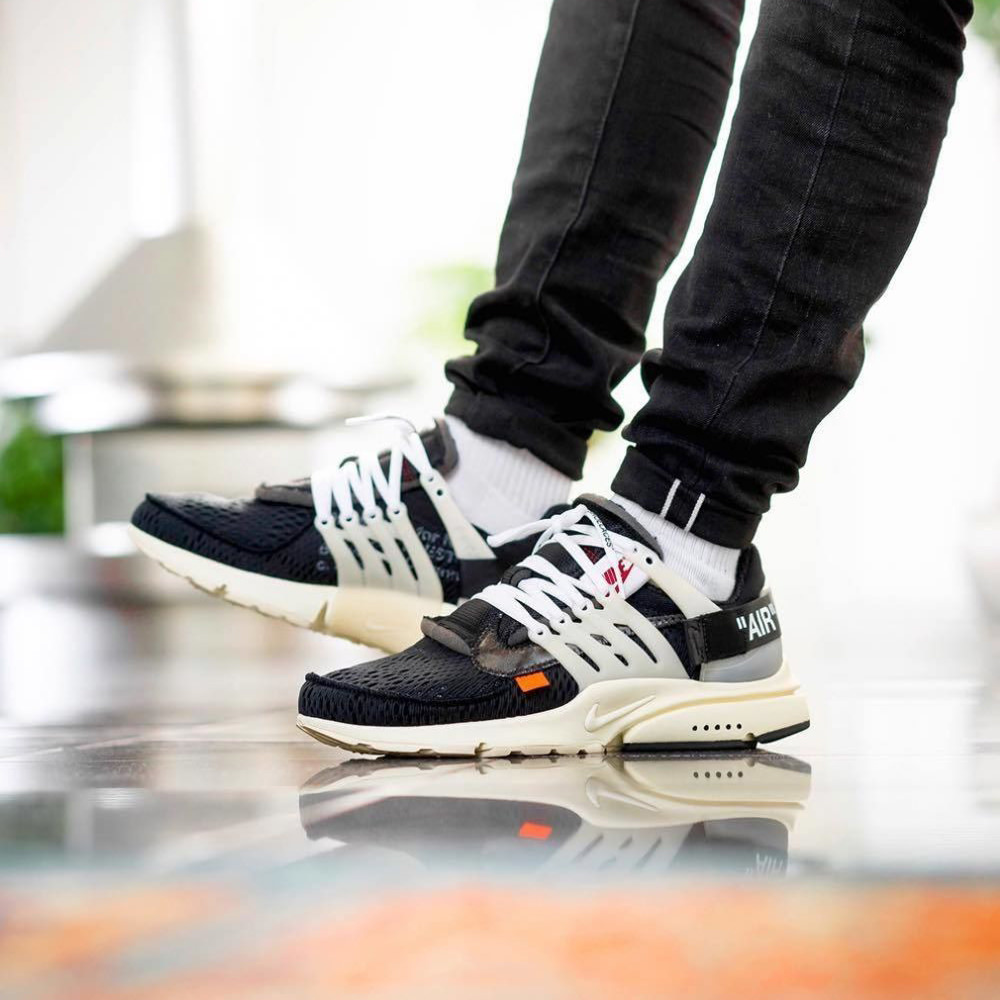 best service 7820f e1b62 Nike Air Presto Off White : Nike × Men and Women's shoes ...