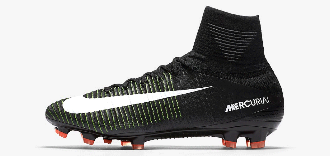 nike football boots with sock