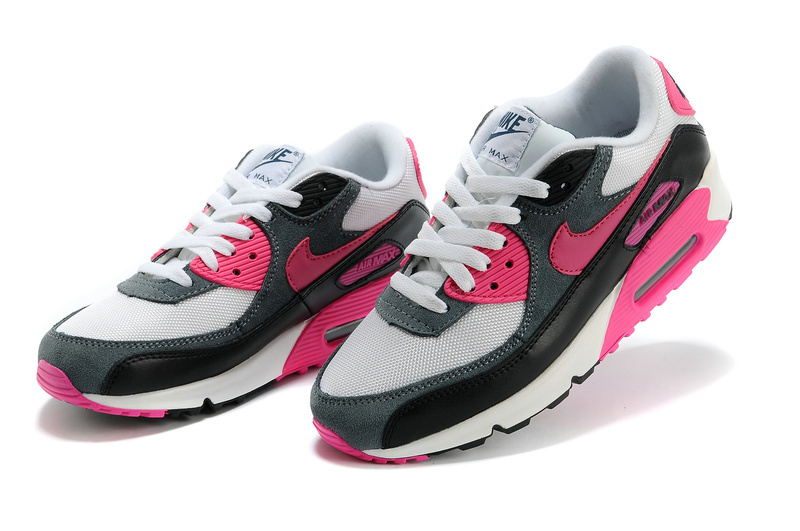 pink nike shoes